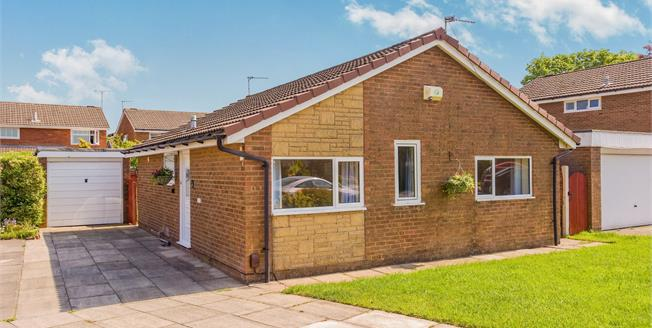 Asking Price £190,000, 3 Bedroom Detached Bungalow For Sale in Penwortham, PR1