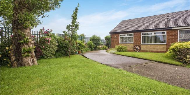Asking Price £155,000, 3 Bedroom Semi Detached Bungalow For Sale in Penwortham, PR1