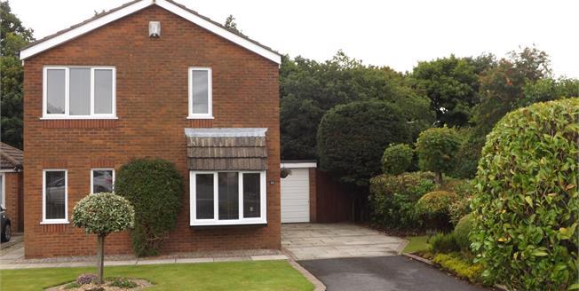 Asking Price £255,000, 4 Bedroom Detached House For Sale in Penwortham, PR1