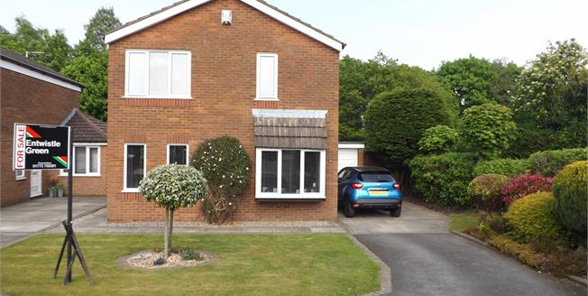Asking Price £250,000, 4 Bedroom Detached House For Sale in Penwortham, PR1