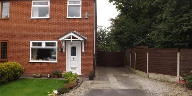 Offers Over £130,000, 3 Bedroom Semi Detached House For Sale in Lostock Hall, PR5