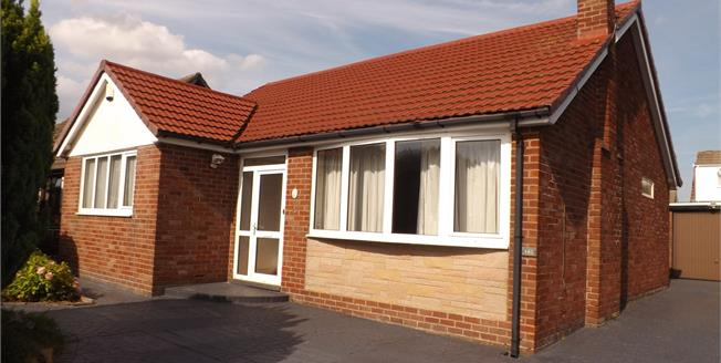 Asking Price £200,000, 2 Bedroom Detached Bungalow For Sale in Tarleton, PR4