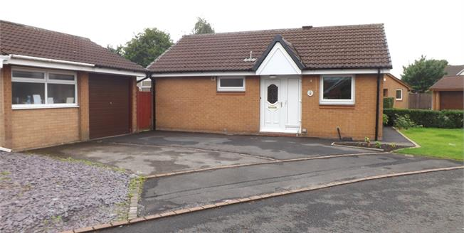 Offers Over £145,000, 2 Bedroom Bungalow For Sale in Lostock Hall, PR5