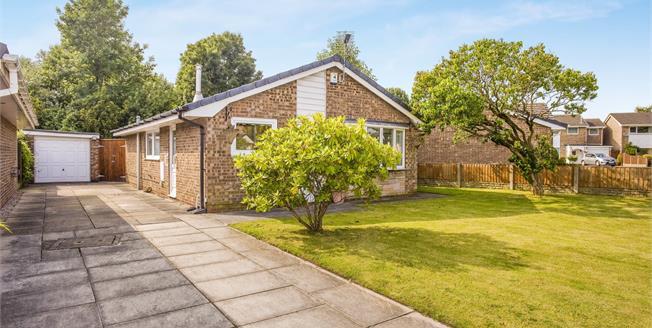 Asking Price £225,000, 3 Bedroom Detached Bungalow For Sale in Penwortham, PR1