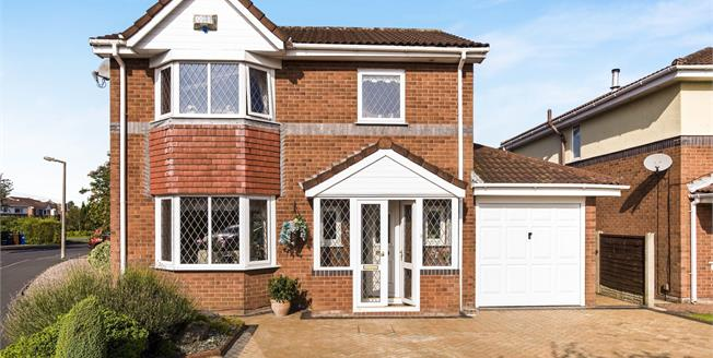 Asking Price £230,000, 3 Bedroom Detached House For Sale in Penwortham, PR1