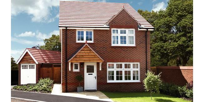 £243,995, 4 Bedroom Detached House For Sale in Lancashire, PR9