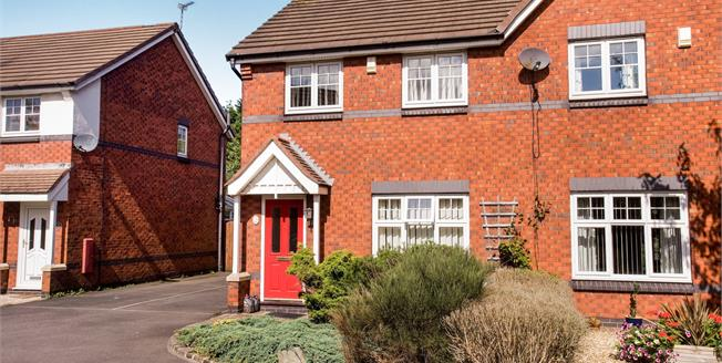 Asking Price £150,000, 3 Bedroom Semi Detached House For Sale in Southport, PR8