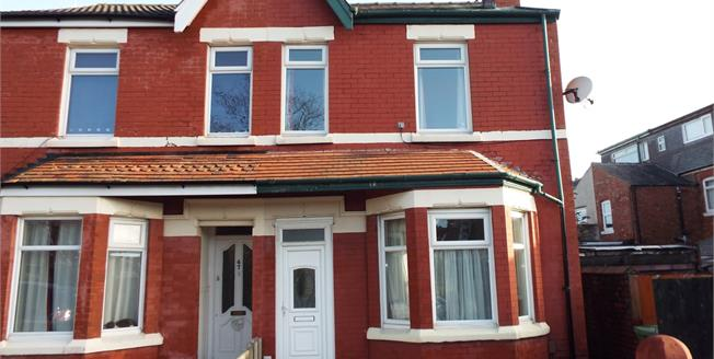 Offers in the region of £139,000, 3 Bedroom Semi Detached House For Sale in Southport, PR9