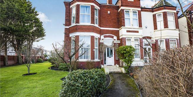 Offers in the region of £249,950, 4 Bedroom Semi Detached House For Sale in Southport, PR8