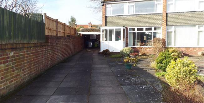 Offers in the region of £170,000, 3 Bedroom Semi Detached House For Sale in Southport, PR8