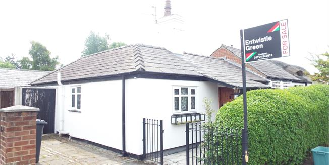 Offers in the region of £150,000, 2 Bedroom Semi Detached Bungalow For Sale in Southport, PR9