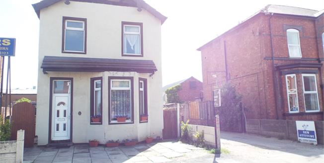Asking Price £150,000, 3 Bedroom Detached House For Sale in Southport, PR8