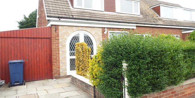 Asking Price £132,500, 2 Bedroom Semi Detached House For Sale in Southport, PR9