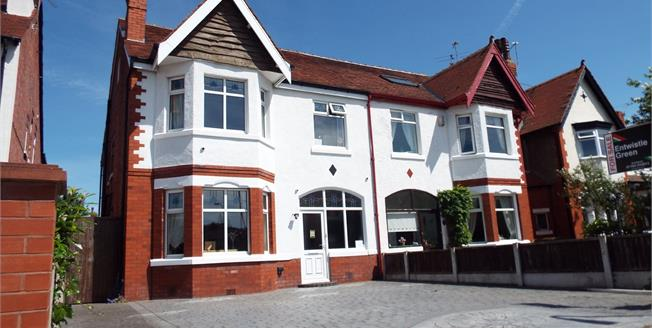 Asking Price £316,900, 5 Bedroom Semi Detached House For Sale in Southport, PR9