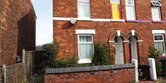 Offers in the region of £95,000, 2 Bedroom Terraced House For Sale in Southport, PR8
