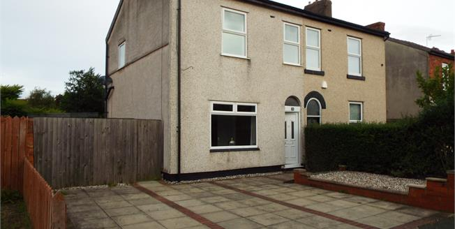 Offers Over £130,000, 3 Bedroom Semi Detached House For Sale in Southport, PR8
