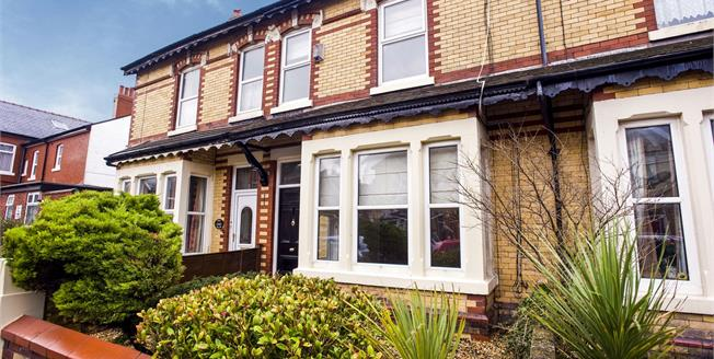 Asking Price £165,000, 4 Bedroom Terraced House For Sale in Lytham St. Annes, FY8