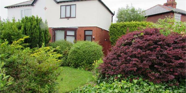 Asking Price £145,000, 2 Bedroom Semi Detached House For Sale in Lytham St. Annes, FY8