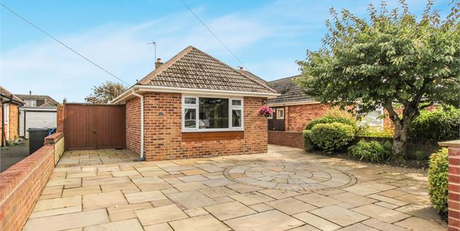 Asking Price £210,000, 3 Bedroom Semi Detached Bungalow For Sale in Lytham St. Annes, FY8