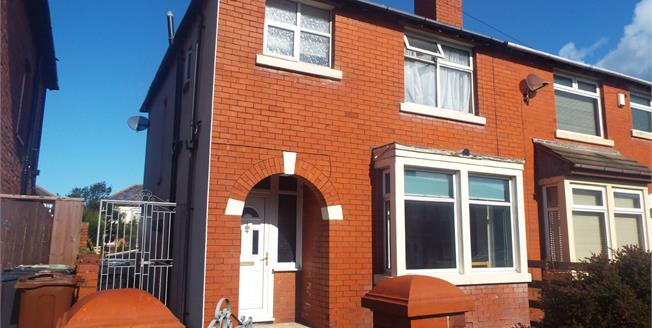 Offers Over £140,000, 3 Bedroom Semi Detached House For Sale in Lytham St. Annes, FY8