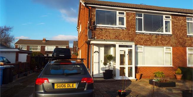 Asking Price £107,000, 2 Bedroom Upper Floor Flat For Sale in Lytham St. Annes, FY8