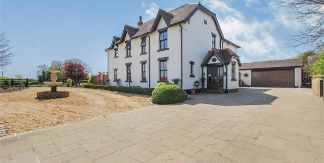 Asking Price £799,995, 5 Bedroom Detached House For Sale in Thistleton, PR4