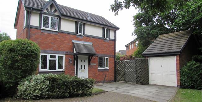 £189,950, 3 Bedroom Detached House For Sale in Kirkham, PR4