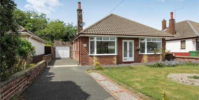 Asking Price £200,000, 2 Bedroom Detached Bungalow For Sale in Lytham St. Annes, FY8