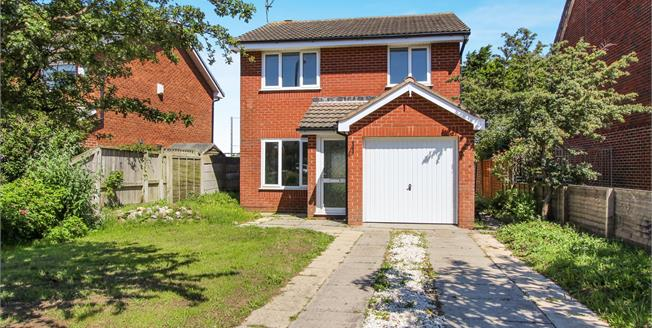 Offers in excess of £190,000, 4 Bedroom Detached House For Sale in Lytham St. Annes, FY8