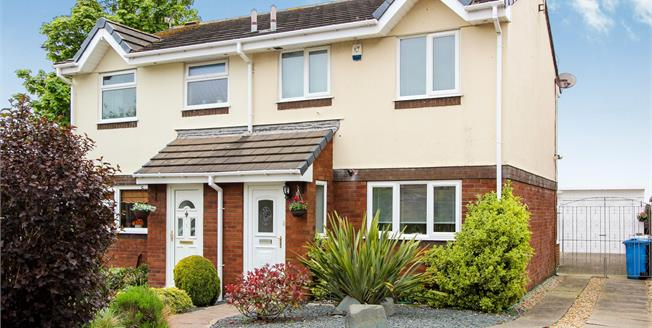 Asking Price £155,000, 3 Bedroom Semi Detached House For Sale in Lytham St. Annes, FY8