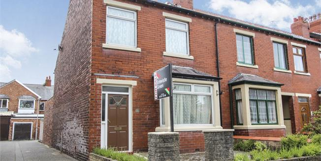 Asking Price £150,000, 3 Bedroom End of Terrace House For Sale in Lytham St. Annes, FY8