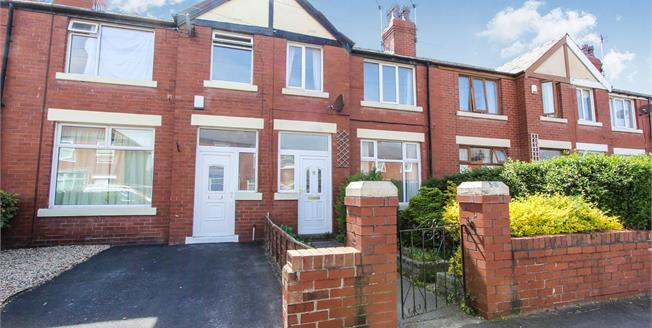 Offers Over £125,000, 3 Bedroom Terraced House For Sale in Lytham St. Annes, FY8