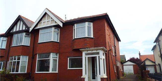 Asking Price £215,000, 4 Bedroom Semi Detached House For Sale in Lytham St. Annes, FY8