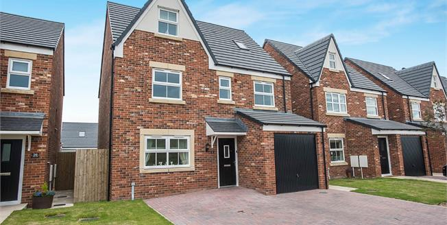 Asking Price £295,000, 5 Bedroom Detached House For Sale in Lancashire, FY8