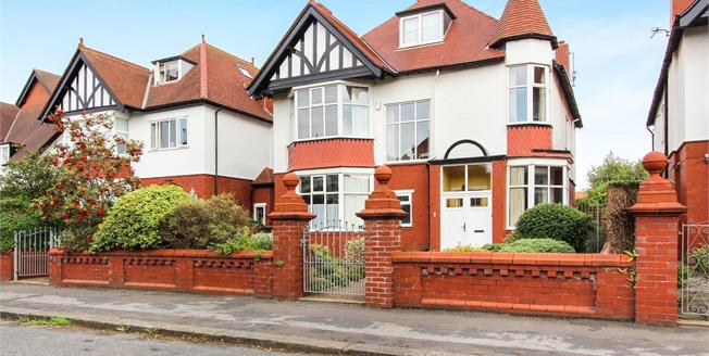 Asking Price £550,000, 6 Bedroom Detached House For Sale in Lytham St. Annes, FY8