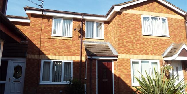 Offers Over £112,000, 2 Bedroom Terraced House For Sale in Lytham St. Annes, FY8