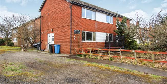 Asking Price £70,000, 2 Bedroom Flat For Sale in Lytham St. Annes, FY8