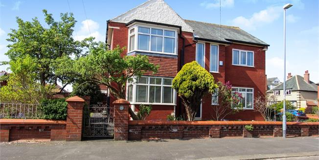 Asking Price £395,000, 4 Bedroom Detached House For Sale in Lytham St. Annes, FY8