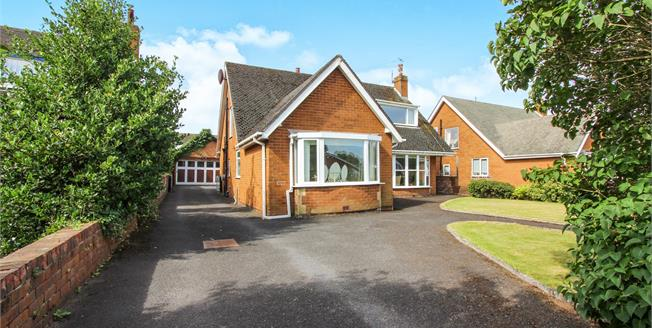 Asking Price £285,000, 4 Bedroom Detached Bungalow For Sale in Lytham St. Annes, FY8