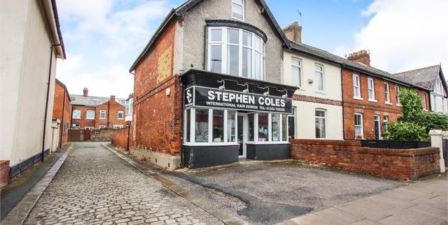 Asking Price £190,000, 3 Bedroom End of Terrace House For Sale in St. Annes, FY8