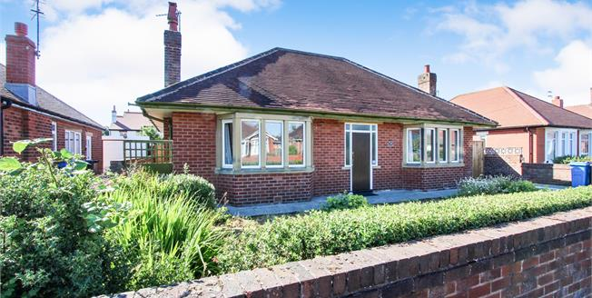 Asking Price £220,000, 2 Bedroom Detached Bungalow For Sale in Lytham St. Annes, FY8