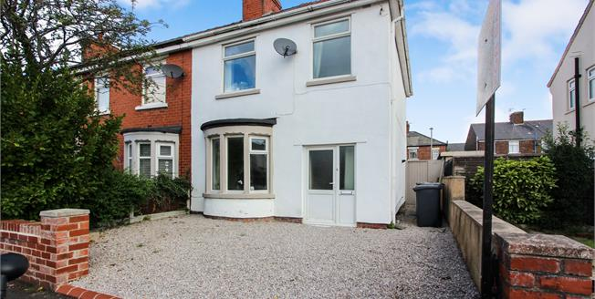 Asking Price £170,000, 3 Bedroom Semi Detached House For Sale in Lytham St. Annes, FY8