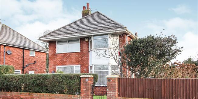 Asking Price £155,000, 3 Bedroom Detached House For Sale in Lytham St. Annes, FY8