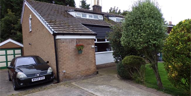 Offers Over £150,000, 2 Bedroom Semi Detached Bungalow For Sale in Hambleton, FY6