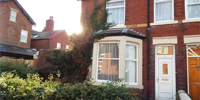 Offers Over £190,000, 3 Bedroom End of Terrace House For Sale in Lytham St. Annes, FY8