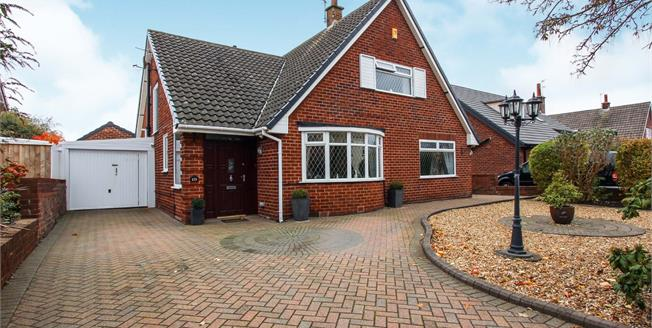 Asking Price £425,000, 4 Bedroom Detached House For Sale in Lytham St. Annes, FY8