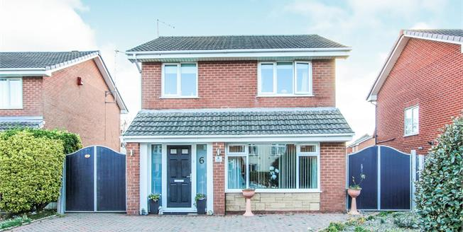 Asking Price £225,000, 4 Bedroom Detached House For Sale in Lytham St. Annes, FY8
