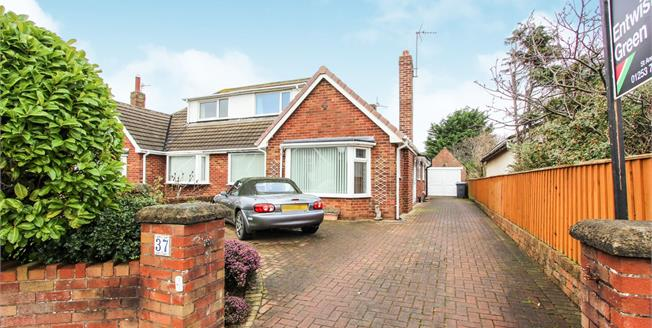 Asking Price £255,000, 3 Bedroom Semi Detached Bungalow For Sale in Lytham St. Annes, FY8
