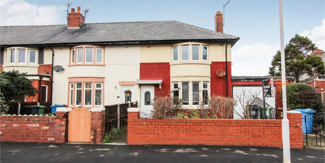 Asking Price £116,000, 3 Bedroom End of Terrace House For Sale in Lytham St. Annes, FY8
