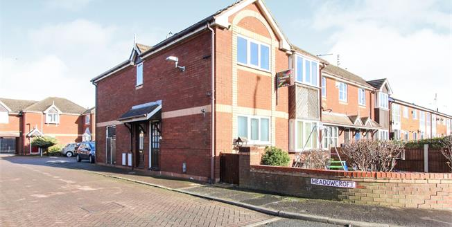 Asking Price £95,000, 2 Bedroom Flat For Sale in Lytham St. Annes, FY8